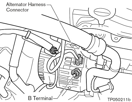 How To 1st Gen Alternator Replacement