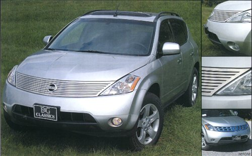 Bumper Grill And Lisc Plate Page 2 Nissan Murano Forum
