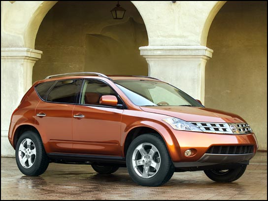 Click Image For Larger Version Name 2003 Nissan Murano Views 4243 Size