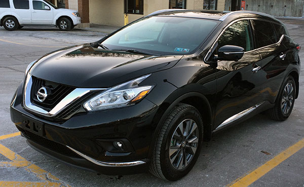 Nissan Murano Sl 2018 >> 2015 Murano SL Question - Nissan Murano Forum