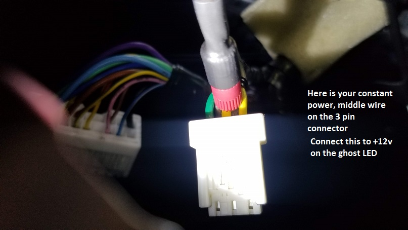 How To Install Ghost Light Led On Your Nissan Murano