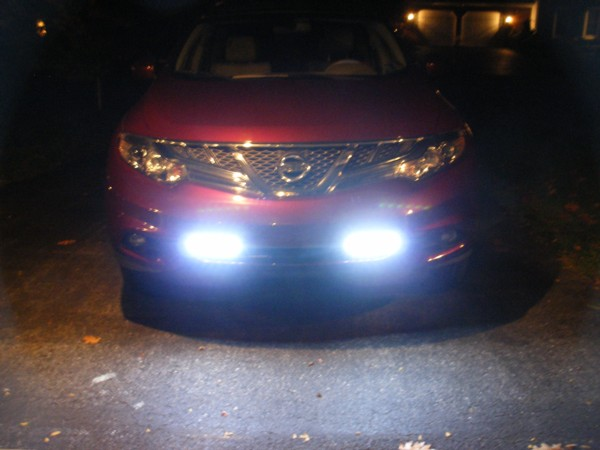 Non-factory Led Drl Lighting Installation