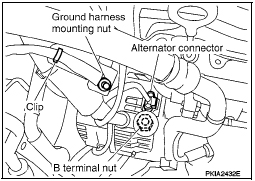 alternator recall failed a c nissan murano forum rh nissanmurano org 2004 Nissan Murano Alternator Connector 2003 Nissan Murano Alternator Fuse