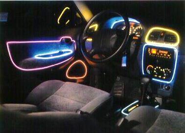 Interior Led Accent Lighting Nissan