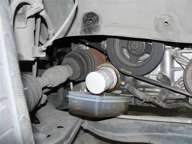 Changing Oil Filter While Rotating Tires Nissan Murano Forum