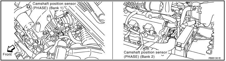 Nissan Murano Cam Sensor Location Nissan Free Engine