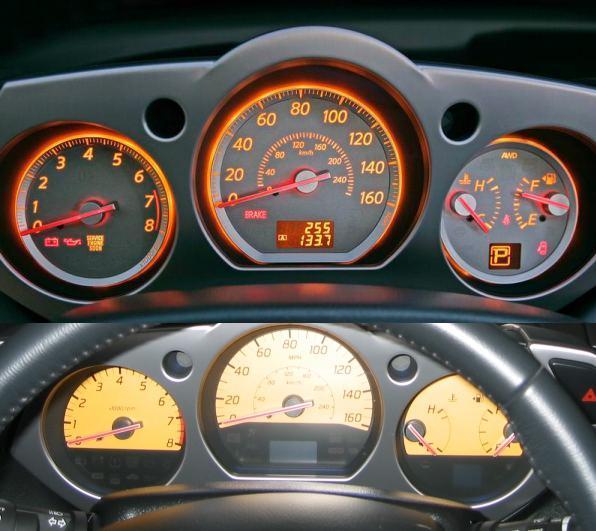 New Dash Nissan Murano Forum