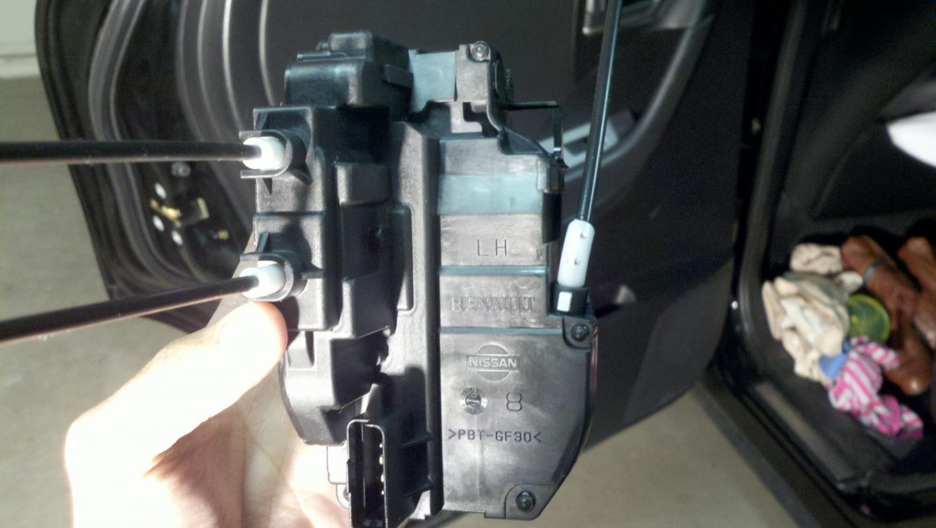 Click Image For Larger Version Name Door Actuator Close Up Rear Jpg Views