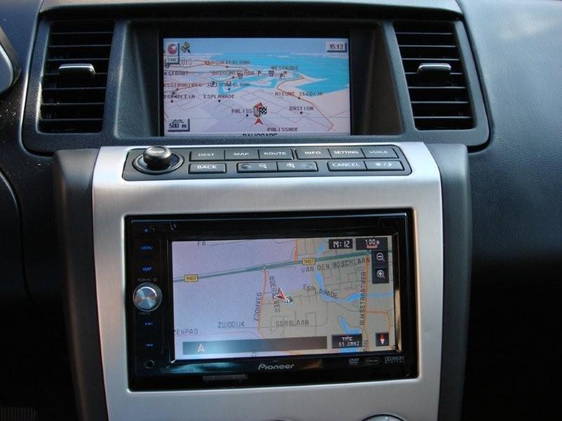 European Radio Head Unit Question For Us Murano Nissan