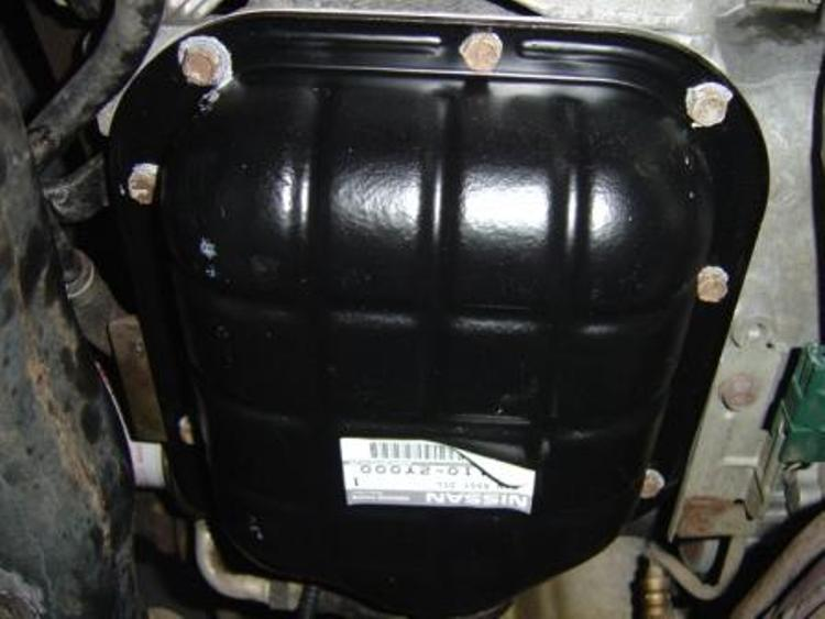 Need To Replace A Dented Oil Pan Nissan Murano Forum