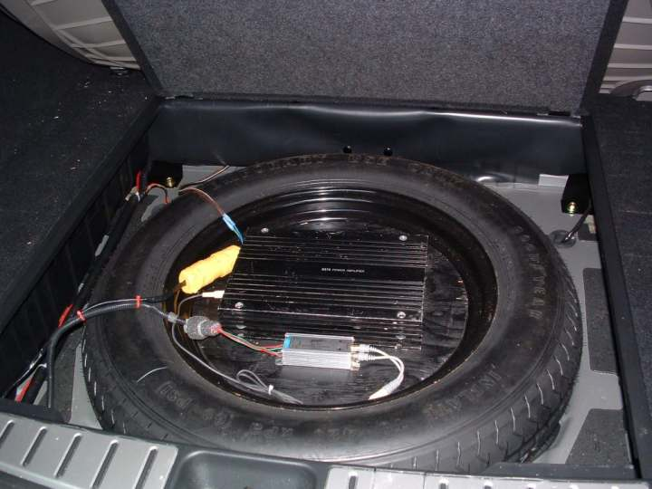 Bose Sub And Amp Nissan Murano Forum