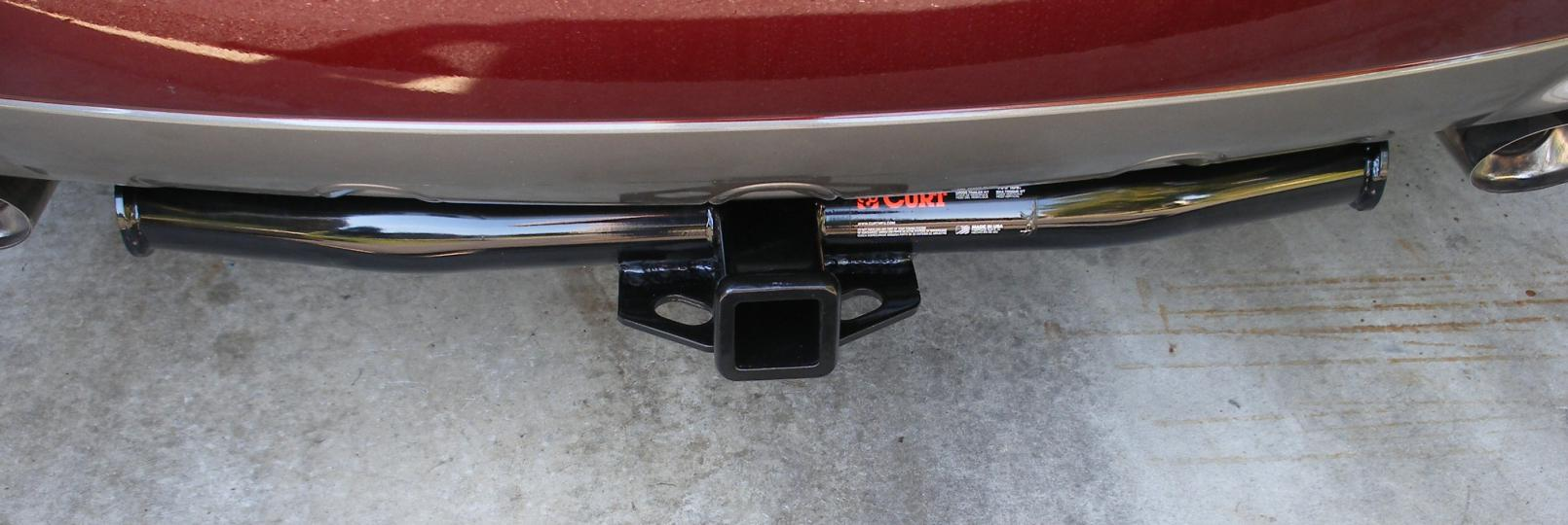 Tow Hitch And Wiring Nissan Murano Forum Trailer Click Image For Larger Version Name Installed 2 Views 458