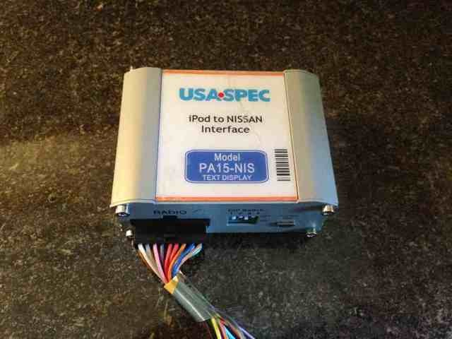 FS: USASPEC PA15-NIS IPOD Interface!! With 30 Pin IPod Cable!!!-imageuploadedbyag-free1361219327.251719.jpg
