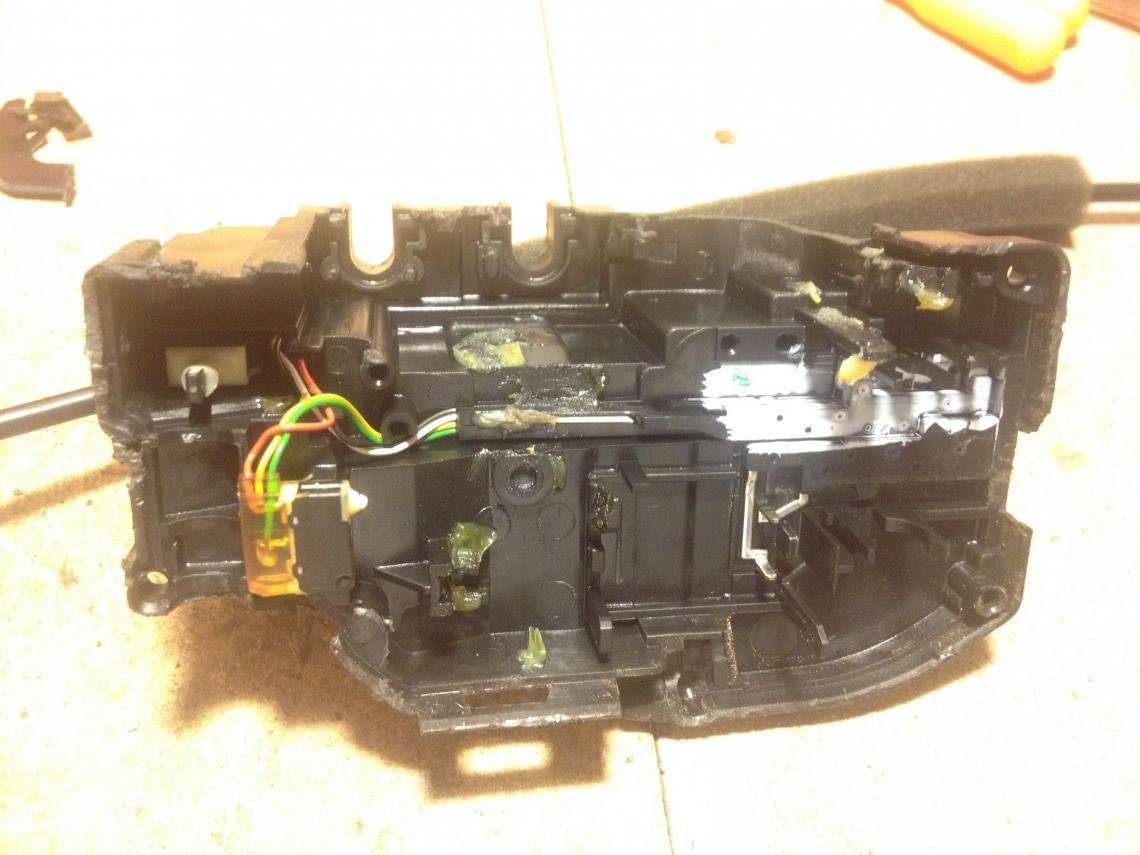 Driver Door Lock Actuator Motor Replacement Nissan Murano Forum