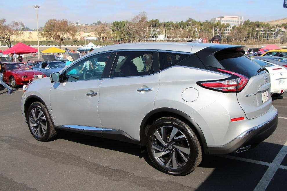 Saw a 2015 Murano in Person - Nissan Murano Forum