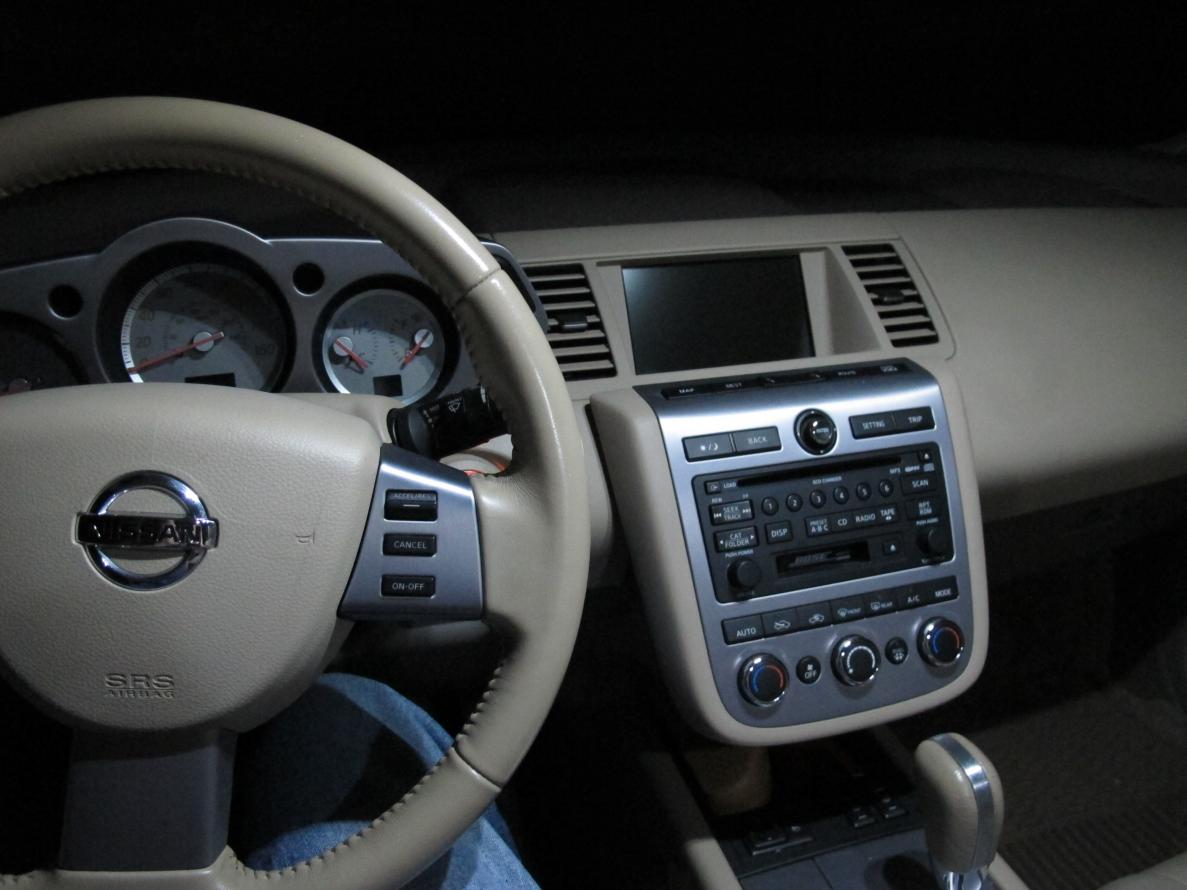 Interior Lights Swap Nissan Murano Forum