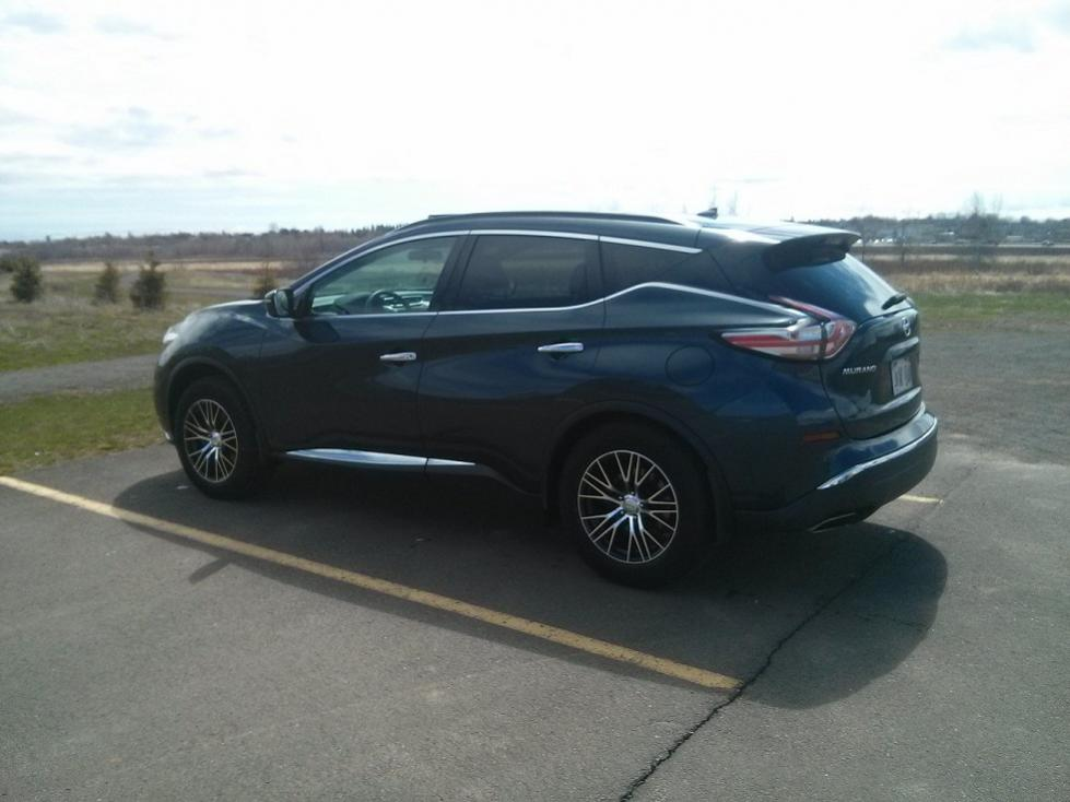 Anyone Put Aftermarket Wheels On Nissan Murano Forum