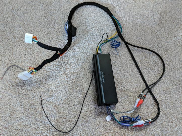 Metra 70 7552 Wiring Diagram