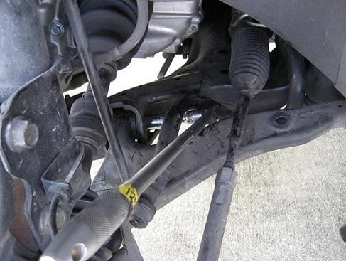 Control Arm Install Nissan Murano Forum