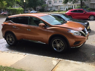 20 Quot Aftermarket Wheels On My 2016 Murano Nissan Murano Forum