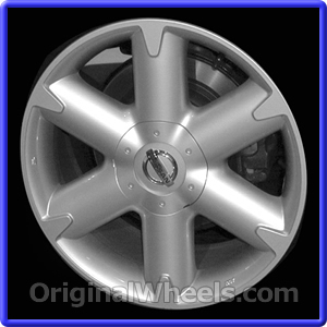 "2003-2007 Nissan Murano RIM 18""  NEW RIM AND TIRE GOODYEAR-nissan-murano-wheels-62421-b.jpg"