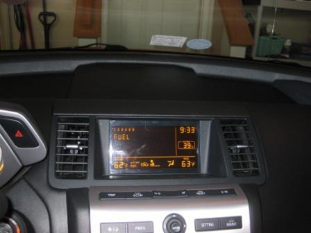 Upgrade From Orange Led To Color Lcd Screen Nissan