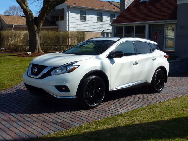 2017 5 Midnight Edition Nissan Murano Forum