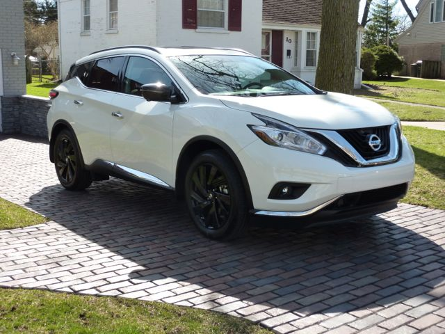 2017 5 Midnight Edition Nissan Murano Forum