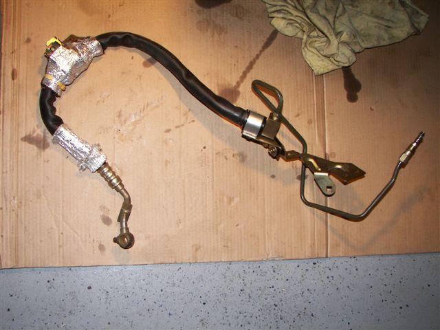 Diy Power Steering High Pressure Line Repair Page 2