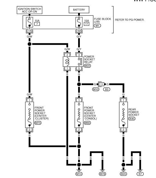 15382d1254753091 12v power outlets not working power sockets 12v power outlets not working nissan murano forum