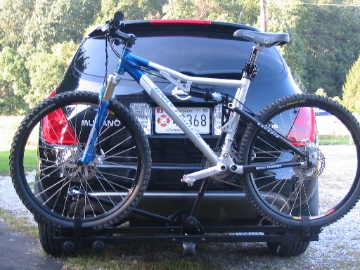 Delta Bike Haul Bike Rack Review Nissan Murano Forum