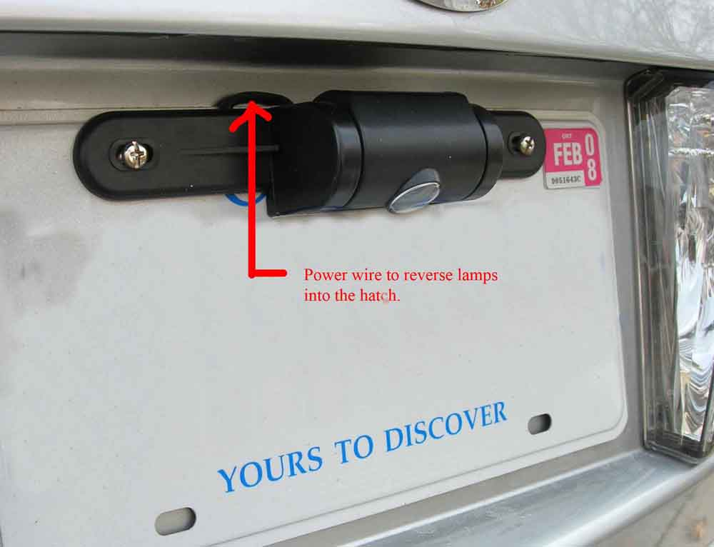 wireless rear view camera wiring diagram images further rear view backup camera for nissan murano likewise rear view