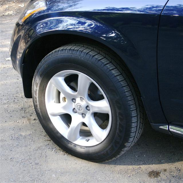 Winter Tires For Platinum Page 2 Nissan Murano Forum