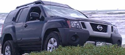 Showcase cover image for cc2fingers's 2012 Nissan Xterra S