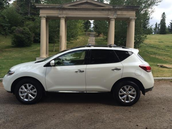Showcase cover image for Derek Megyesi's 2014 Nissan Murano SL AWD