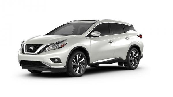 Showcase cover image for pontiac69's 2015 Nissan Murano