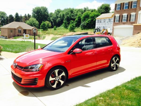 Showcase cover image for RJK2112's 2016 Volkswagen GTI Autobahn