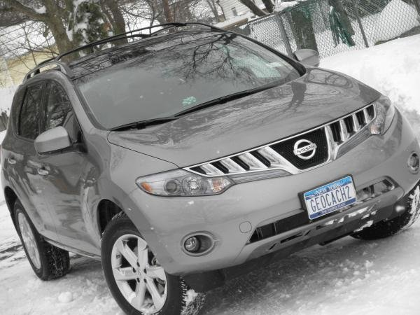 Showcase cover image for y2k10slawd's 2010 Nissan Murano
