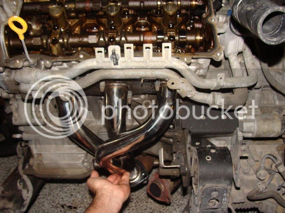 05 Murano project: engine swap | Nissan Murano Forum