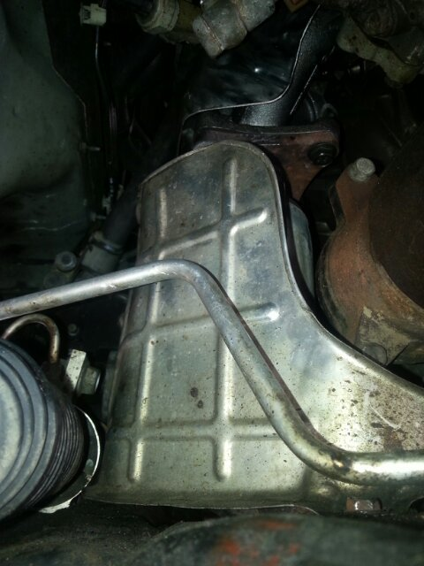 Exhaust Flange Bolts Stuck