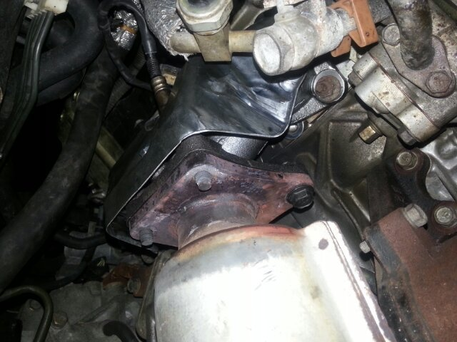 Rear exhaust manifold replacement | Nissan Murano Forum