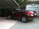 Mom's Murano Cross Cabriolet
