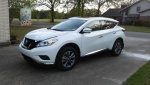 Dollygirl4491*'s 2016 Nissan Murano FWD